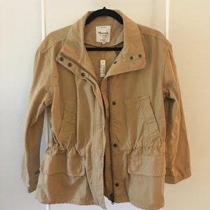 BRAND NEW Madewell M jacket